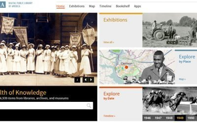 Diving into the DPLA: Getty Research Institute Adds Nearly 100,000 New Items