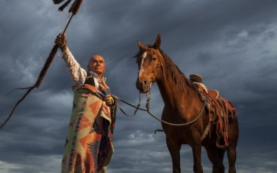 An Angel's Dream: Native Stock Pictures Touches New Horizons