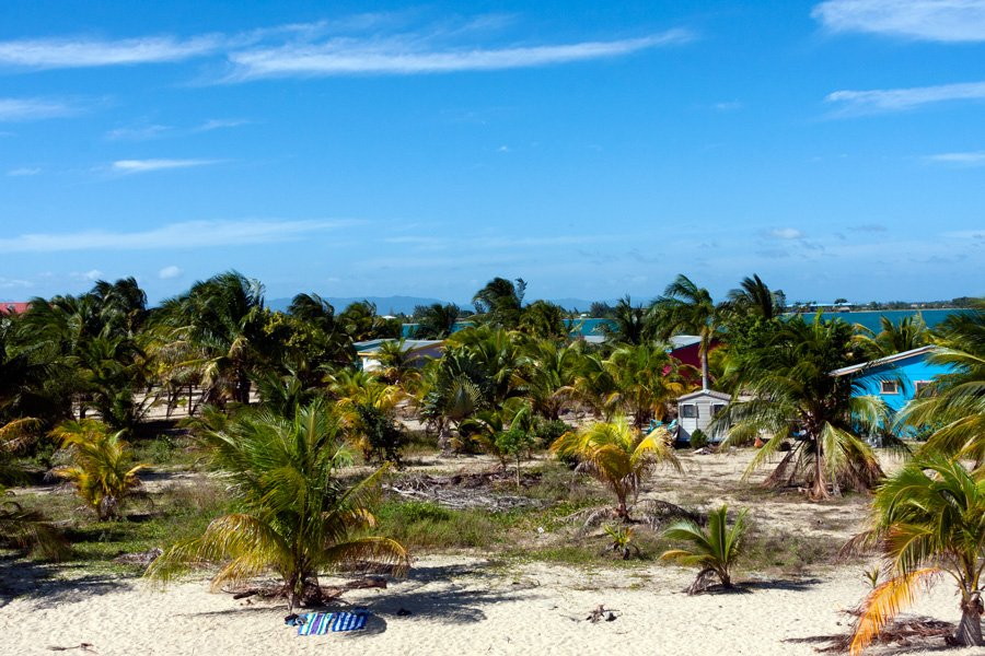 A first look at Placencia.