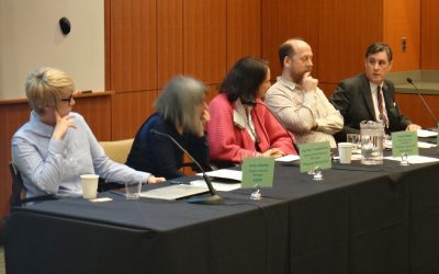 VC Boston Copyright Panel After Class