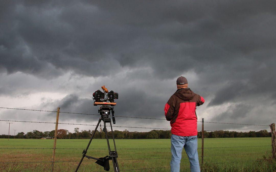 Weather-Chasing Champion Martin Lisius